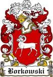 Borkowski Family Crest, Coat of Arms