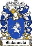 Bukowski Family Crest, Coat of Arms