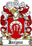 Jacyna Family Crest, Coat of Arms