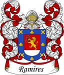 Ramires Family Crest, Coat of Arms