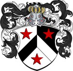 Bondt Family Crest, Coat of Arms