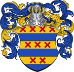 Goudsmit Family Crest, Coat of Arms