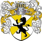 Holst Family Crest, Coat of Arms