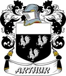 Arthur Coat of Arms, Family Crest