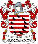 Brecknock Coat of Arms, Family Crest