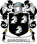 Brochwell Coat of Arms, Family Crest