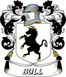 Bull Coat of Arms, Family Crest