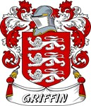 Griffin Coat of Arms, Family Crest