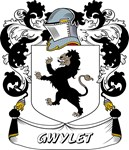 Gwylet Coat of Arms, Family Crest