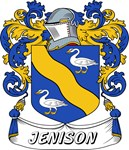 Jenison Coat of Arms, Family Crest