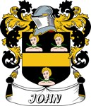 John Coat of Arms, Family Crest