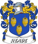 Reade Coat of Arms, Family Crest