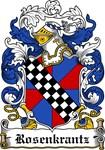 Rosenkrantz Coat of Arms, Family Crest
