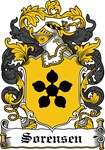 Sorensen Coat of Arms, Family Crest