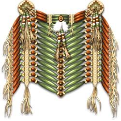 Native American Breastplate 3