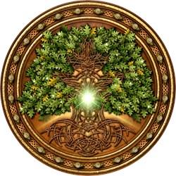Sacred Celtic Trees - Oak
