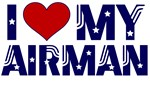 I love (heart) my Airman