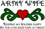 Army Wife - Keeping my Soldier Happy
