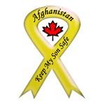 Task Force Afghanistan - Keep My Son Safe Ribbon