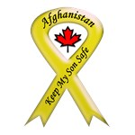Task Force Afghanistan - Keep My Son Safe Ribbon