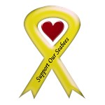 Support our Seabees Yellow Ribbon