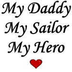 My Daddy My Sailor My Hero with Heart