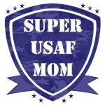 Super Air Force Mom and Dad T-shirts and Gifts
