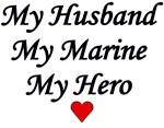 My Husband, My Marine, My Hero