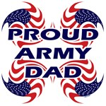 Patriotic Proud Army Dad