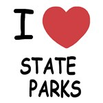 I heart state parks
