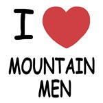 I heart mountain men