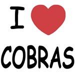 I heart cobras