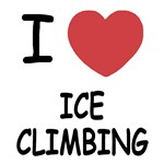 I heart ice climbing