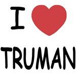 I heart truman