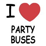 I heart party buses
