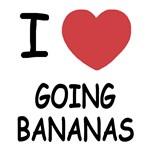 I heart going bananas