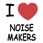 I heart noise makers