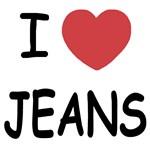 I heart jeans