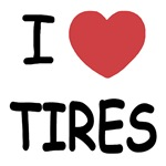 I heart tires