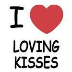 I heart loving kisses