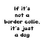 Border Collies . . .