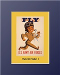 WWI Army Air Corp Poster