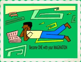 Become One With Your Imagination