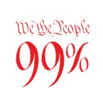 we the people 99% red