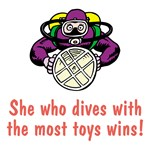Scuba Funnies for Her