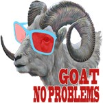 Goat no problems