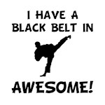 Black Belt Awesome