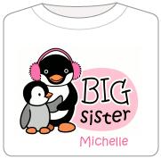 Big Sister gifts - Penguin