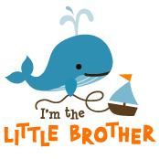Little Brother - Mod Whale