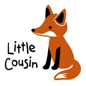 Little Cousin - Mod Fox